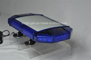 12V Blue LED Warning Mini Lightbar for Car (TBD20646-4A6g) pictures & photos