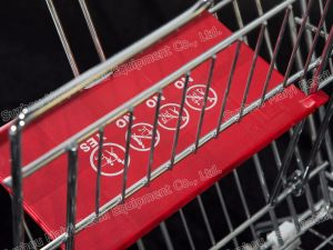 Retail Store Supermarket Convenient Shopping Trolley pictures & photos