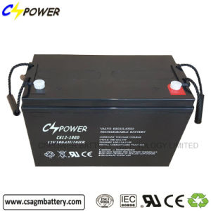 UPS Battery 12V100ah Sealed Lead Acid Battery for Solar Panel pictures & photos