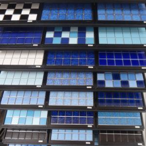 Ceramic Mosaic Tile Blue Color pictures & photos