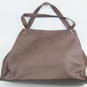 Korean Style Elegent Lady PU Handbag Women Fashion Handbag pictures & photos
