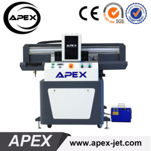 Apex LED Industrial Digital UV7110 UV Flatbed Printers pictures & photos