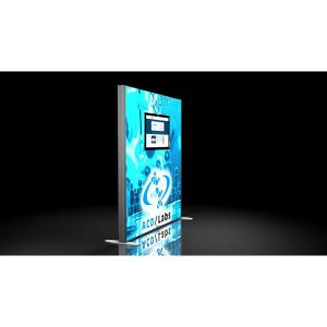 Fabric LED Light Boxes Vivid Double Side LED Portable Light Box Display pictures & photos