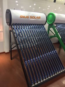 Non Pressure Color Type Solar Heater with Lower Price pictures & photos