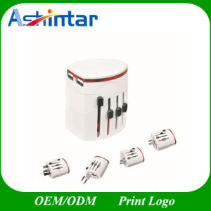World Travel Socket AC Power Charger All in One Universal International Plug pictures & photos