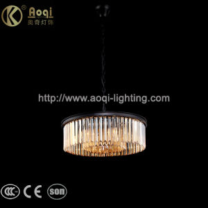 Modern Design Black Crystal Pendant Light pictures & photos