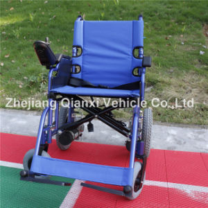 Foldable Disabled Wheelchair with Ce pictures & photos