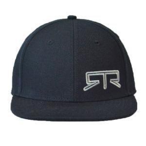 100% Cotton High Quality Promotional Snapback Cap Flat Brim Cap pictures & photos