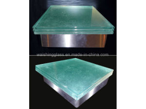 4-19mm Clear or Colored Safety Laminated Glass for Building pictures & photos