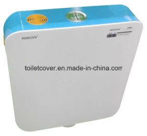 Rectangular Plastic Water Tank Frame Slimed Design Dual Flush Button Low Price pictures & photos