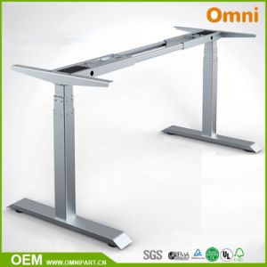 Hot Sell Modern Height Adjustable Desk pictures & photos