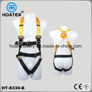 Fall Restraint System Body Harness with Waist Belt pictures & photos