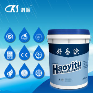 Single Part Elastomeric Acrylic Waterproof Coating Building Material pictures & photos