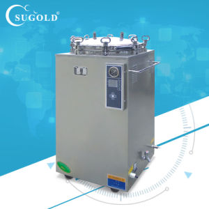 Digital Display Automatical Vertical Pressure Steam Sterilizer (LS-35LD/LS-50LD/LS-75LD/LS-100LD) pictures & photos