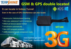 Mini Waterproof Vehicle Tracker 3G GPS Tracker pictures & photos