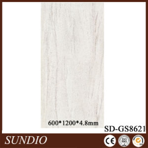 600X600mm Super Thin Wooden Grain Glazed Ceramic Tiles pictures & photos