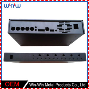 Custom Design Stamping Product Electric Power Distribution Junction Metal Control Box pictures & photos