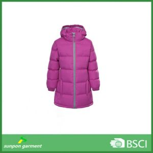 Kids Padding Snow Skiing Jacket/ Outdoor Snow Skiing Jacket Chothing pictures & photos