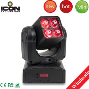 40W Zoom Wash Moving Head Light for Stage pictures & photos