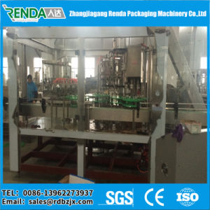 Automatic Carbonated Drinks Filling Machine/Line/Machinery pictures & photos