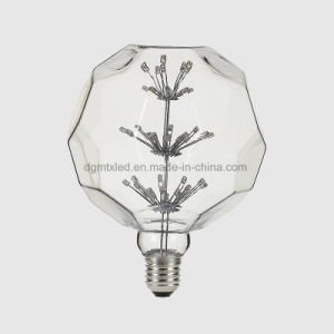 MTX-Football shape Decorative Vintage Retro LED Bulb Light 110V pictures & photos