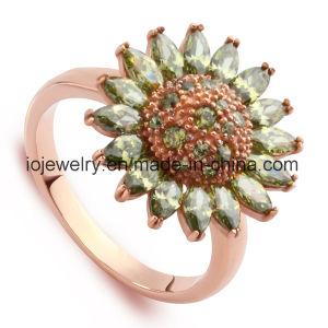 High End Customized Silver Jewelry Ring pictures & photos