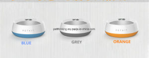 304 Stainless Steel Fresh Metal Smart Pet Bowl pictures & photos