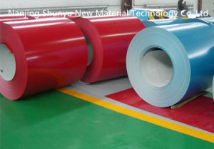 PPGI Coils From Jiangsu Color Coated Steel Coil with SGCC/Dx51d-Z with Low Price pictures & photos