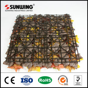 12 Pieces 50 X50cm Custom Artificial Vertical Wall Garden Planter for Landscape pictures & photos