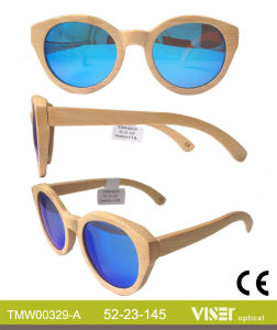 High Quality and New Style Handmade Wooden and Bamboo Sunglasses (329-A) pictures & photos