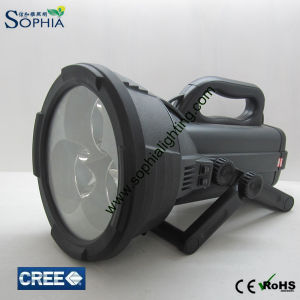 30W Hand Held Military Night Searcher Security and Protection Lamp pictures & photos