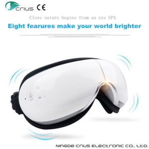Far Infrared and Vibration Wireless Eye Massager pictures & photos