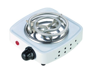 500W Electric Single Hotplate. Saso G-Mark