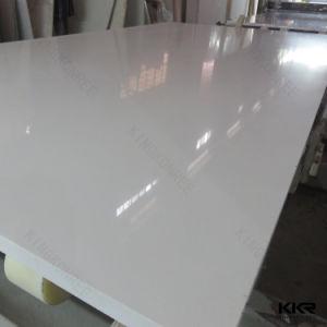 Kingkonree Black 3cm Artificial Marble Engineered Quartzstone pictures & photos