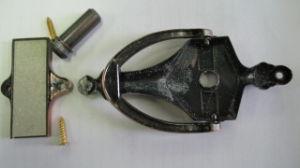 Zinc Alloy Door Knocker with Door Viewer & Name Card (ZH-338) pictures & photos