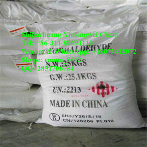 Class 4 Paraformaldehyde Solid, Xinlongwei Chem Export (CH2O) N pictures & photos