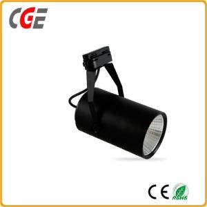 Black Color CREE Chip 30W Ra>90 COB LED Track Light LED Spot Light PAR28 PAR30 Track Lamp Indoor Lamps pictures & photos