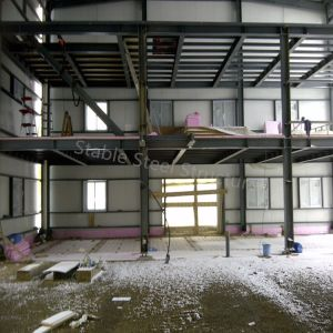 High Rise Prefab Heavy Steel Structure Buildings with Nice Quality pictures & photos