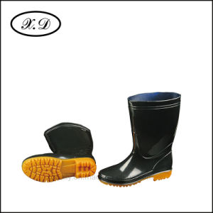Sanitary PVC Rain Boots pictures & photos