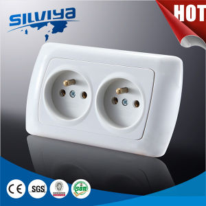 Best Quality 15A Wall Switched Socket pictures & photos