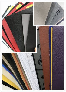 PVC Stock Leather for Sofa, Furniture pictures & photos