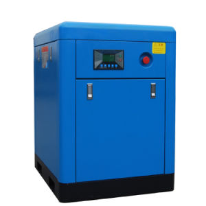 Screw Air Compressor 5.5kw/7.5HP pictures & photos