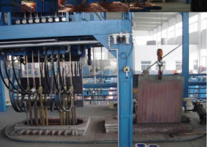 Copper and Alu Tube Continuous Casting Machine pictures & photos