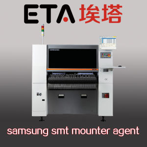 Samsung Chip Mounter (SLM100) . Chip Pick and Place Machine pictures & photos