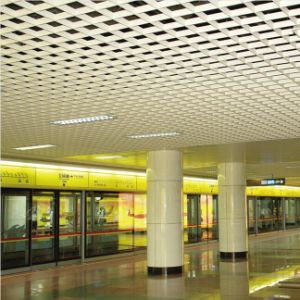 Metal False Suspended Open Cell Ceiling for Indoor Use pictures & photos