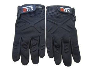 New Style Full Finger Attack Gloves pictures & photos