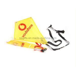 Hot Sale Fashion Chinese Silkscreen Printing Logo Triangle Kite pictures & photos