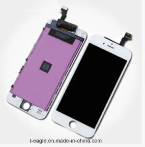 Mobile Phone LCD/Cell Phone LCD/Cell Phone Touch Screen for iPhone4/4s pictures & photos