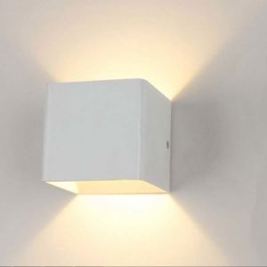 up & Down Corridor/Hall 3W LED Wall Sconce Lights Lamp Lighting in Black / White pictures & photos