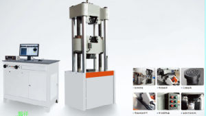 Microcomputer control electro-hydraulic servo universal testing machine of WAW-BS series pictures & photos